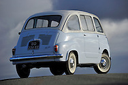 18/12/12 - GERGOVIE - PUY DE DOME - FRANCE - Essais FIAT Multipla de 1959 - Photo Jerome CHABANNE