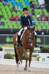 Cornelissen Adelinde, NED, Jerich Parzival<br /> Olympic Games Rio 2016<br /> © Hippo Foto - Dirk Caremans<br /> 10/08/16