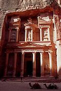 Al Khazneh (the Treasury), Petra, Jordan