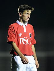 Bristol City's Ben Last  - Photo mandatory by-line: Joe Meredith/JMP - Mobile: 07966 386802 - 05/11/2014 - SPORT - Football - Oxford - Loop Meadow Stadium - Oxford United v Bristol City - FA Youth Cup