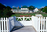 Government House in Port Stanley, Falkland Islands