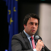 04 June 2015 - Belgium - Brussels - European Development Days - EDD - Closing Panel - From development aid to international Cooperation - Mustafa Aria , Aid Management Director , Ministry of Finance , Afghanistan © European Union