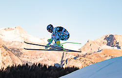 14.12.2016, Saslong, St. Christina, ITA, FIS Ski Weltcup, Groeden, Abfahrt, Herren, 1. Training, im Bild Patrick Schweiger (AUT) // Patrick Schweiger of Austria in action during the 1st practice run of men's Downhill of FIS Ski Alpine World Cup at the Saslong race course in St. Christina, Italy on 2016/12/14. EXPA Pictures © 2016, PhotoCredit: EXPA/ Johann Groder