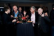 CLEMENTINE DE LISS; BEN LANGLANDS; NIKKI BELL; ANTHONY FAWCETT, Miroslaw Balka/John Baldessari Opening Reception, Tate Modern. Monday 12 October