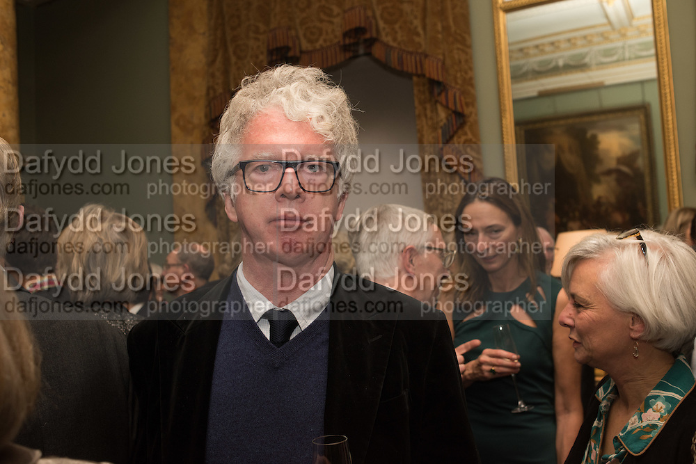 PETER STOTHARD, Everyman 25th Anniversary party, Spencer House. St. James' Place. London. SW1. 26 October 2016