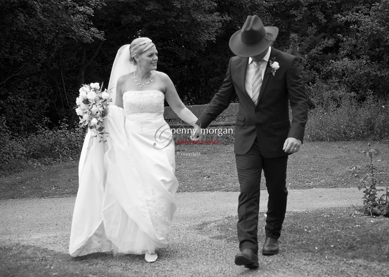 Pat & Jo's wedding