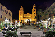 Duomo di Cefalù, Sicilia, Italia