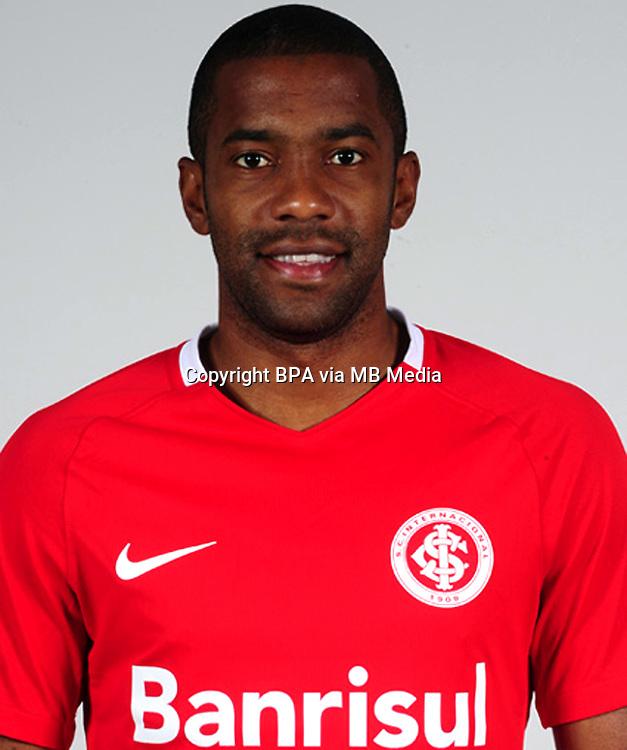 Brazilian Football League Serie A / <br /> ( Sport Club Internacional ) - <br /> Fabio Goncalves &quot; Fabinho &quot;