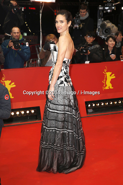61054302<br /> Jennifer Connelly attends Aloft premiere at the 64th Berlin International Film Festival / Berlinale 2014, in Berlin, Germany. Wednesday, 12th February 2014. Picture by  imago / i-Images<br /> UK ONLY