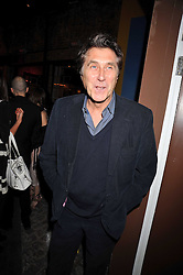 BRYAN FERRY at the Prada Congo Art Party hosted by Miuccia Prada and Larry Gagosian at The Double Club, 7 Torrens Street, London EC1 on 10th February 2009.