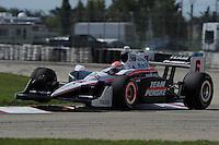 Ryan Briscoe, Honda Indy Edmonton, City Centre Raceway, Edmonton, Alberta CAN  7/25/2010