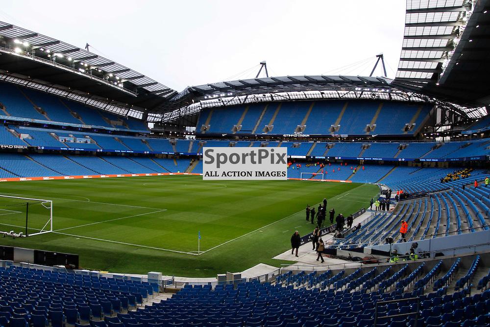 Etihad's new stand during Manchester City vs Liverpool, Barclays Premier League, Saturday 21st November 2015, Etihad Stadium, Manchester