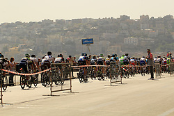 Napoli, Italy - Giro d'Italia - May 4, 2013 - Back of peloton