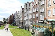 Tenement Houses, Gdansk Poland