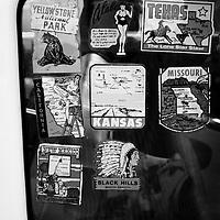 Vintage Stickers!