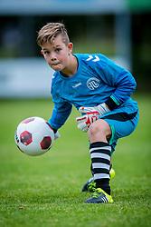 06-10-2016 NED: Selectie 2016-2017 vv Maarssen O10-1, Maarssen<br /> Fotoshoot de jeugd O10-1 van vv Maarssen / Bickel