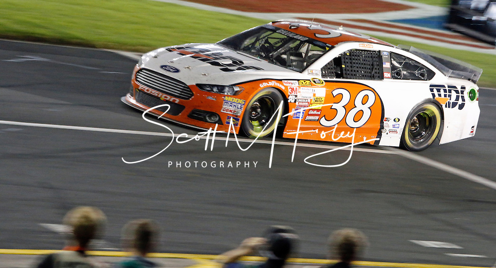 The Bank Perry, 10-11 Oct 2014 Bank of America 500, Charlotte, NC