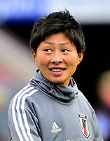 International Women's Friendly Matchs 2019 / <br /> SheBelieves Cup Tournament 2019 - <br /> Japan vs England 0-3 ( Raymond James Stadium - Tampa-FL,Usa ) - <br /> Kumi Yokoyama of Japan
