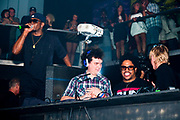 Felix Da House Cat Vs P Diddy.<br /> also Simian Mobile Disco.<br /> Cameo nightlcub, Washington avenue, South Beach.<br /> WMC 2009, Miami, Florida, USA.
