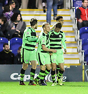 AFC Wimbledon v Forest Green Rovers - FA Cup 1st Rnd - 07/11/2015