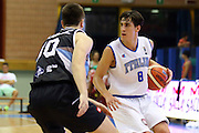LIGNANO SABBIADORO, 08 LUGLIO 2015<br /> BASKET, EUROPEO MASCHILE UNDER 20<br /> ITALIA-BOSNIA ERZEGOVINA<br /> NELLA FOTO: Tommaso Laquintana<br /> FOTO FIBA EUROPE/CASTORIA
