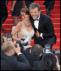 Muriel Cousin and Stephane Guillon-Cannes 19-5-12