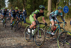 Rachele Barbieri at Ronde van Drenthe 2017. A 152 km road race on March 11th 2017, starting and finishing in Hoogeveen, Netherlands. (Photo by Sean Robinson/Velofocus)
