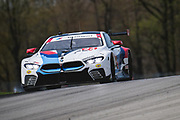 May 4-6 2018: IMSA Weathertech Mid Ohio. 24 BMW Team RLL, BMW M8 GTLM, Jesse Krohn, John Edwards
