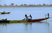 Fisherman on the Senegal River