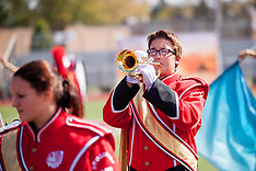 10/10/15 Cavalcade of Bands at Bridgeport High School