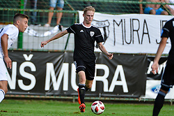 Zan Karnicnik of NS Mura during football match between NS Mura and NK Krsko in 5th Round of Prva liga Telekom Slovenije 2018/19, on August 19, 2018 in Mestni stadion Fazanerija, Murska Sobota, Slovenia. Photo by Mario Horvat / Sportida