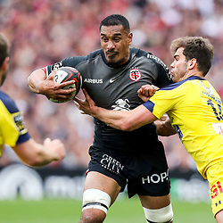 14,04,2019 Top 14 Toulouse and Clermont Ferrand
