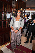 LENORA CRICHLOW, West End opening of RSC production of Julius Caesar at the Noel Coward Theatre on Saint Martin's Lane. After-party  at Salvador and Amanda, Gt. Newport St. London. 15 August 2012.