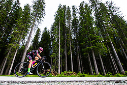 Lucija Hocevar competes at Sloveian Road Cycling Championship Time Trial 2020 Gorje - Pokljuka, on June 28, 2020 in Pokljuka, Slovenia. Photo by Matic Klansek Velej / Sportida