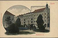 Zagreb : Akademički trg. <br /> <br /> ImpresumDresden - Berlin : Stengel & Co., [19--].<br /> Materijalni opis1 razglednica : tisak ; 9 x 13,8 cm.<br /> NakladnikStengel & Co.<br /> Vrstavizualna građa • razglednice<br /> ZbirkaGrafička zbirka NSK • Zbirka razglednica<br /> ProjektPozdrav iz Hrvatske<br /> Formatimage/jpeg<br /> PredmetZagreb –– Trg Josipa Jurja Strossmayera<br /> Jezikhrvatski<br /> SignaturaRZG-STRG-5<br /> Obuhvat(vremenski)20. stoljeće<br /> NapomenaPoleđina razglednice je namijenjena samo za adresu.<br /> PravaJavno dobro<br /> Identifikatori000952327<br /> NBN.HRNBN: urn:nbn:hr:238:067366 <br /> <br /> Izvor: Digitalne zbirke Nacionalne i sveučilišne knjižnice u Zagrebu