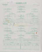 Interprovincial Railway Cup Football Cup Final,  17.03.1962, 03.17.1962, 17th March 1962, referee S O Mairtin , Leinster 1-11, Ulster 0-11, .Interprovincial Railway Cup Hurling Cup Final,  17.03.1962, 03.17.1962, 17th March 1962, referee C O Dublainn, Leinster 1-11, Munster 1-09, Hurling Team Leinster, O Walsh, D Ferguson, N Drumgoole, L Foley, J English, L Rackard, O Fennell, D Foley, M Kennedy, A Boothmann, C O'Brien, F Whelan, O McGrath, W Dwyer, L Jackson, Hurling Team Munster, M Cashman, J Brohan, M Maher, K Carey, J O'Sullivan, M Morrissey, M Burns, T English, L Devanny, J Doyle, T Kelly, D Nealon, J Smith, C Ring, J Power, .