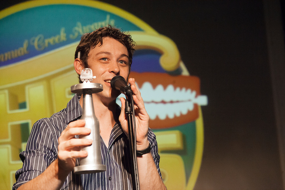 The Creek Awards And One Year In New York Comedy Photo