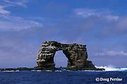 The Arch, Darwin or Culpepper Island, Galapagos Islands, Ecuador, ( Eastern Pacific Ocean )