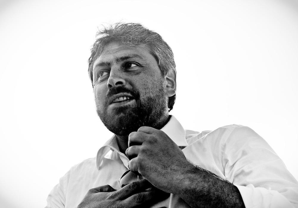 Massino Artini, deputato M5S<br /> 26 aprile 2014 . Daniele Stefanini /  OneShot