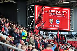 Ashton Gate Stadium - Mandatory by-line: Paul Knight/JMP - 22/10/2016 - FOOTBALL - Ashton Gate Stadium - Bristol, England - Bristol City v Blackburn Rovers - Sky Bet Championship