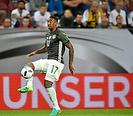 Jerome Boateng of Germany during the International Friendly match at WWK Arena, Augsburg<br /> Picture by EXPA Pictures/Focus Images Ltd 07814482222<br /> 27/05/2016<br /> ***UK &amp; IRELAND ONLY***<br /> EXPA-EIB-160530-0187.jpg