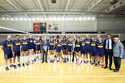 2019 VOLLEYBALL WOMEN'S EUROPEAN CHAMPIONSHIP<br /> MEDIA MEETING DAY<br /> ANKARA (TURKEY) SEPTEMBER 6TH, 2019<br /> AMBASSADOR OF ITALY MASSIMO GAIANI VISITS TEAM ITALY