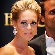 NLD/Amsterdam/20131018 - Inloop Televiziergala 2013, Chantal Janzen