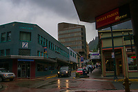Seward & Second Streets, Downtown Juneau