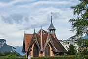Meiringen, Switzerland, the Alps, Europe.