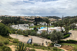 24-04-2019 POR: Vacation Algarve 2019 day 1, Albufeira<br /> Around us apartment Clube Albufeira Resort