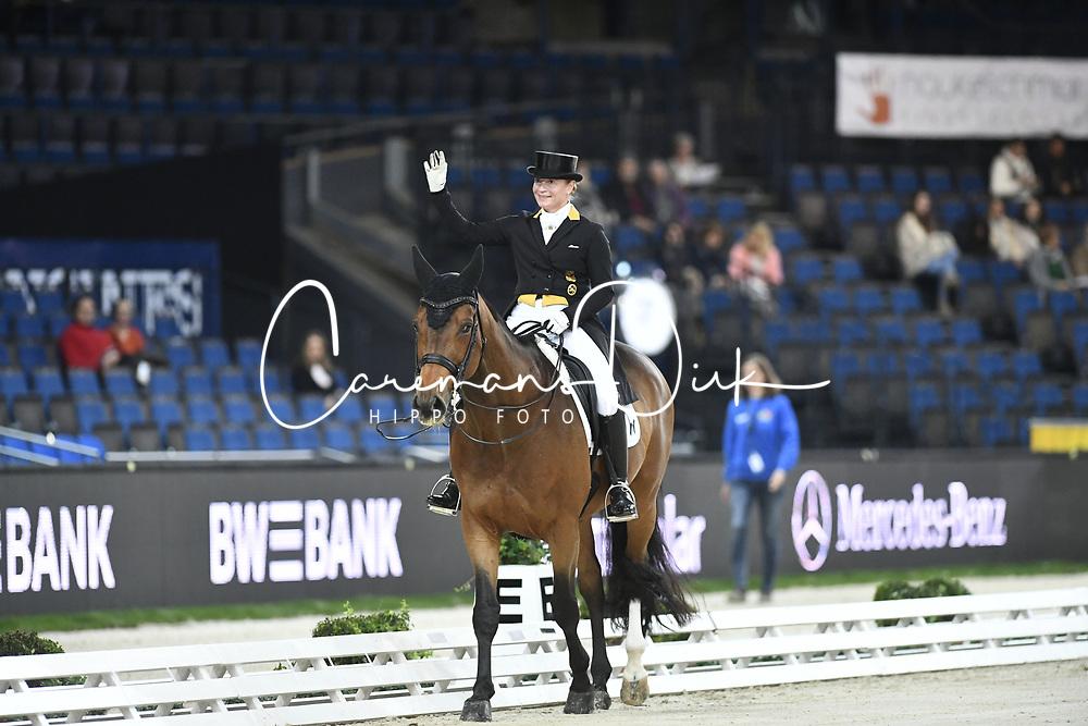 Werth Isabell, GER, Emilio<br /> Stuttgart - German Masters 2018<br /> © Hippo Foto - Stefan Lafrentz