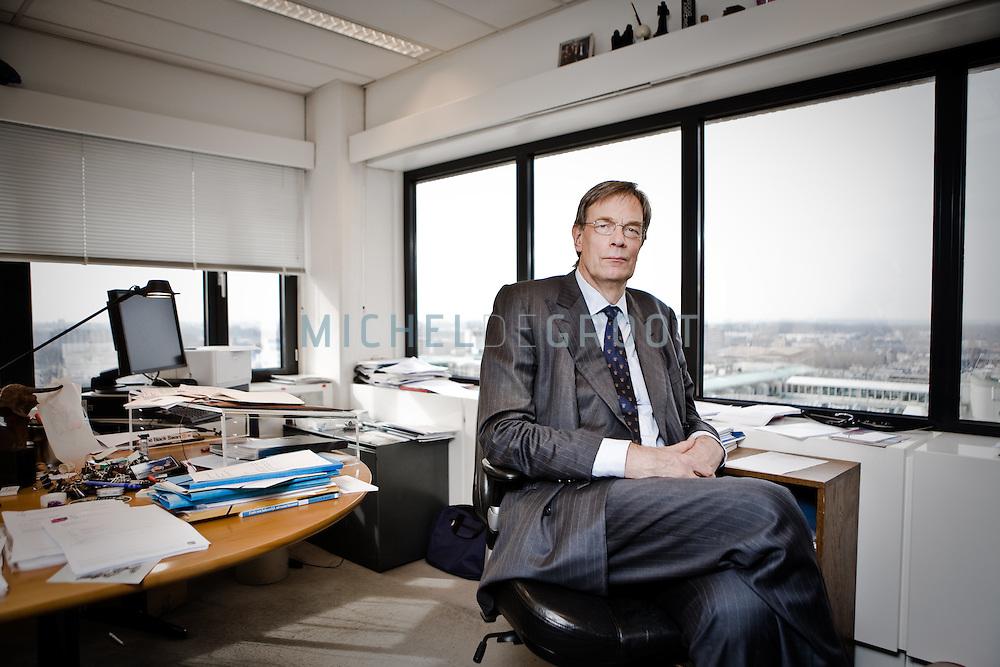 Jan Loorbach, Deken van de Orde van Advocaten in Rotterdam