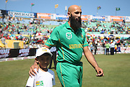 Cricket - SA v India 1st ODI Durban