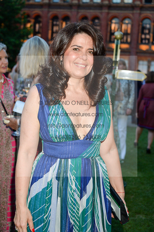 Daniella Helayel at the V&A Summer Party 2017 held at the Victoria & Albert Museum, London England. 21 June 2017.